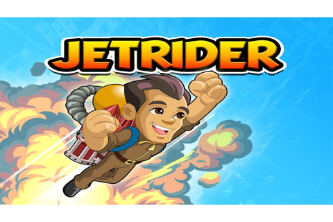 App Shopper: Amazing Jet Rider (Games)