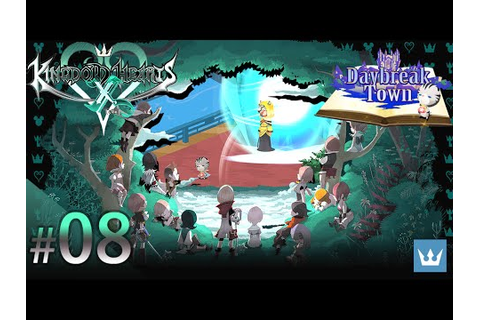 #08 - KINGDOM HEARTS χ [chi] - English Walkthrough ...