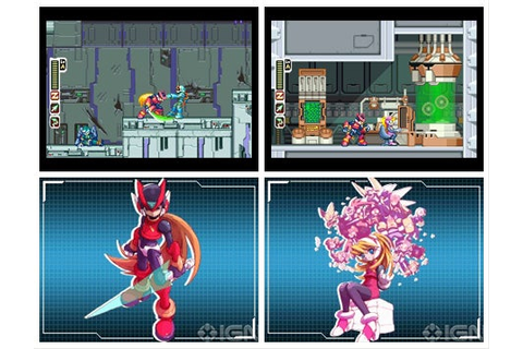 Roms On: Megaman Zero Collection (pedido de Cesar)