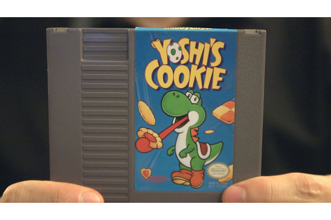 Yoshi's Cookie (NES) Mike & Bootsy - YouTube