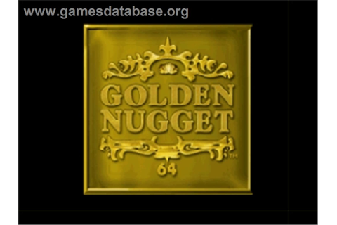 Golden Nugget 64 - Nintendo N64 - Games Database