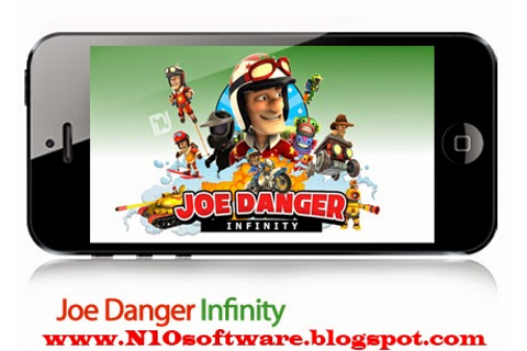 Download Joe Danger Infinity - Mobile games are extremely ...