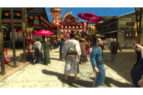 Review: Yakuza 3 - PS3 - PS3 - HEXUS.net