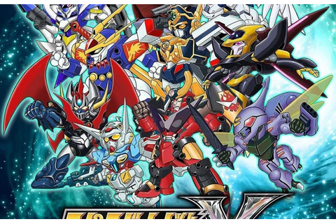 Super Robot Wars X Reviews, News, Descriptions ...