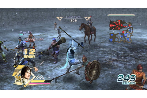 Dynasty Warriors 6 PC Gameplay HD - YouTube