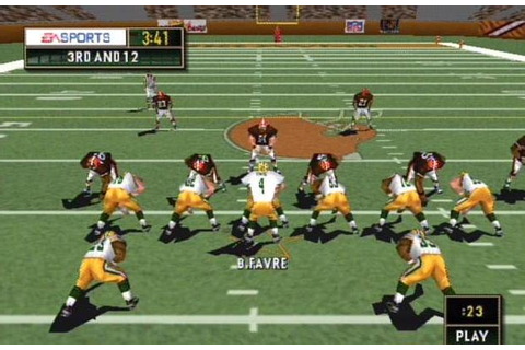 Madden NFL 2000 - The 15 Greatest Madden NFL Video Games ...