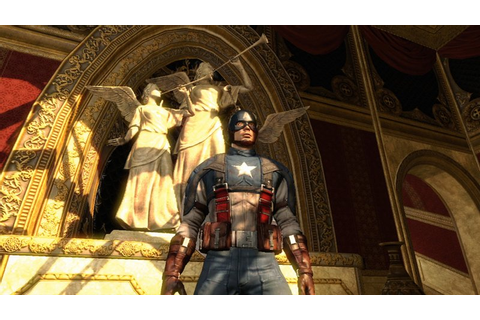 Download Captain America Super Soldat Xbox 360 game ...