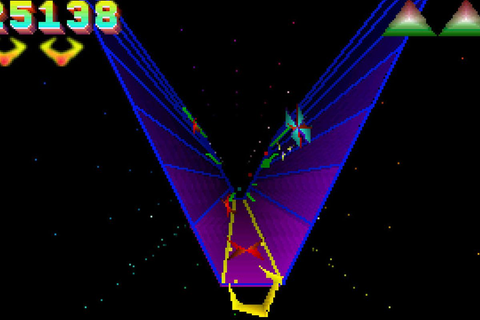 Tempest 2000 successor TxK in development for PlayStation ...