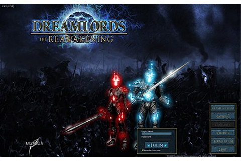 Dreamlords The Reawakening PC ~ Download Games Keygen For ...