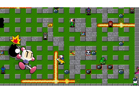#98: Bomb (Bomberman) - IGN's Top 100 Video Game Weapons ...