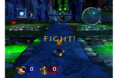 Screens: Rayman M - PS2 (3 of 27)