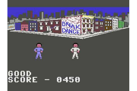 [c64] Break Dance (1984) - YouTube