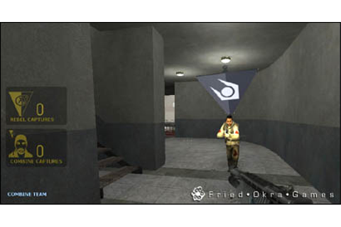 Game Patches: Half-Life 2 - Capture The Flag 1.2 | MegaGames