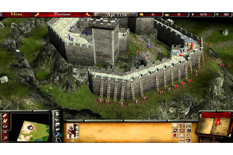 Stronghold 2 - Free Download Full Version PC Games and ...