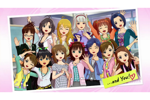The Idolmaster 2 on Qwant Games