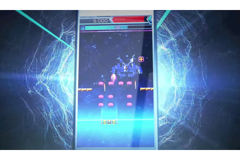 Arkanoid vs Space Invaders mashes up two classic arcade ...