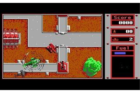 Fire Power Download (1988 Arcade action Game)