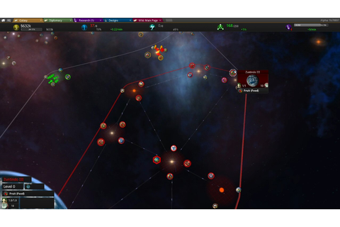 Star Ruler 2 – Alpha Gameplay Footage With the Devs ...