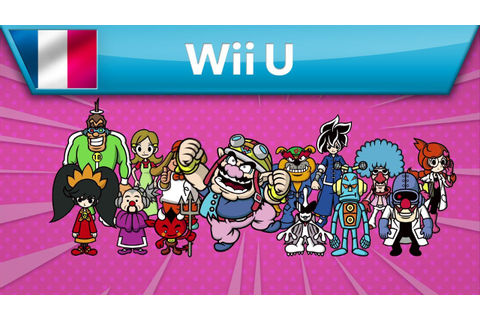 Game & Wario - Bande-annonce (Wii U) - YouTube