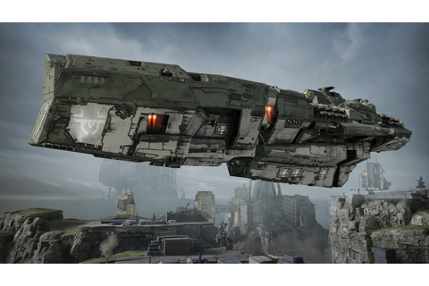 Dreadnought's lead producer breaks down big ships and the ...