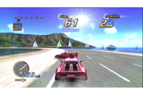 Good Game Stories - OutRun Online Arcade