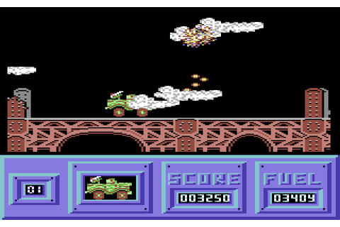 Army Moves (1987) by Dinamic C64 game