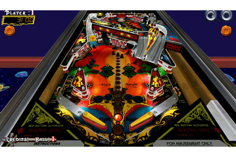 The 10 Best Pinball Videogames :: Games :: Lists :: Paste