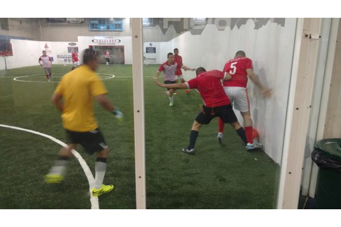Sportsball: Midnight soccer reinforces the lives of the ...