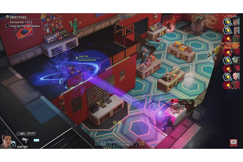 XCOM: Chimera Squad - Games - Quarter To Three Forums