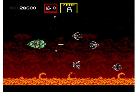 Play Darius II Online - Play All Sega Genesis / Mega Drive ...