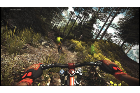 MTB Freeride - Downhill Bicycle Game - HD Gameplay - YouTube