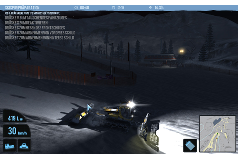 Snowcat Simulator 2011 - Buy and download on GamersGate