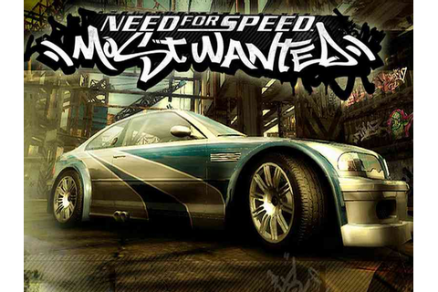 Need For Speed Most Wanted 2005 Game Download Free For PC ...