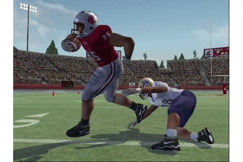 NCAA Football 07 Archives - GameRevolution