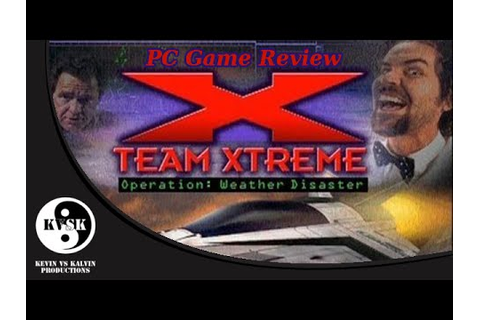 Team Xtreme: Operation Weather Disaster - Computer Game ...