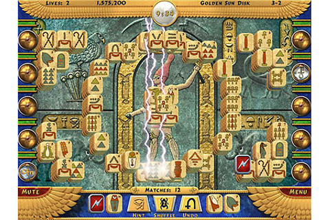 Luxor MahJong game download