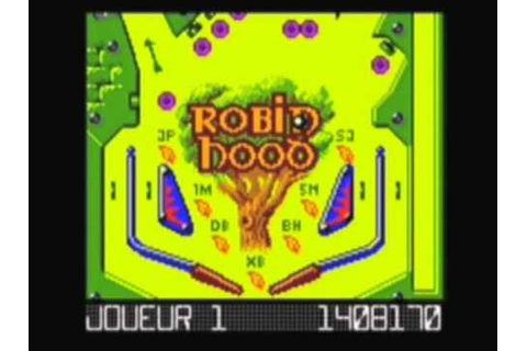 RETRO VALUE - Hollywood Pinball [Game Boy Color] - YouTube