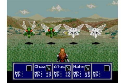 Phantasy Star IV: The End of the Millennium download PC