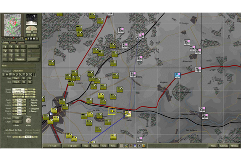 Test de Command Ops : Battles from the Bulge sur HistoriaGames
