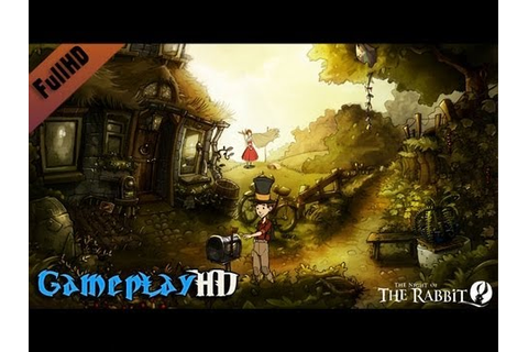 The Night of the Rabbit Gameplay (PC HD) - YouTube