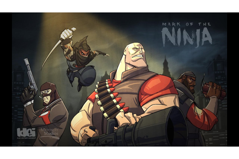 Mark of the Ninja - PC Gameplay - YouTube
