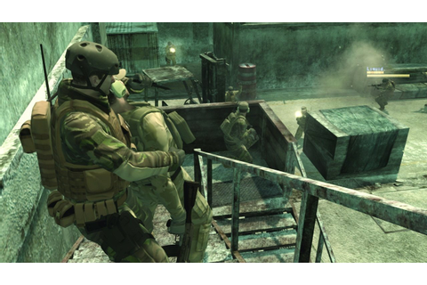 Metal Gear Online - PlayStation 3 - Europameisterschaft ...