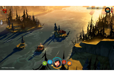 flame in the flood gameplay PC (4K) 2160P Part 1 - YouTube
