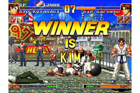 The King Of Fighters 94 Download Game | GameFabrique