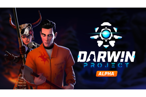 Darwin Project's First Closed Alpha Opens up a Snowbound ...
