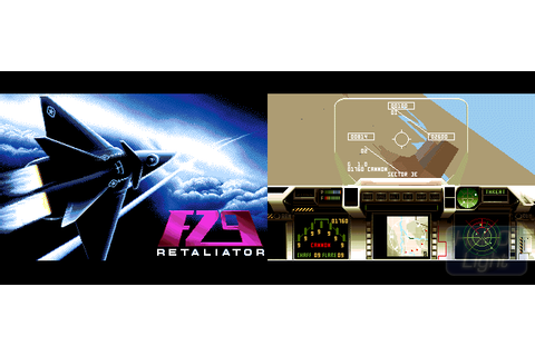 F29 Retaliator : Hall Of Light – The database of Amiga games