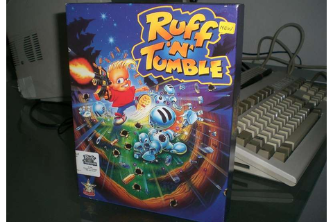 Ruff 'n' Tumble - Amiga password e trucchi