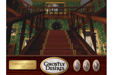 Ghostly Desires (1995) - Game details | Adventure Gamers