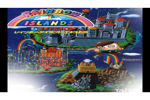 Rainbow Islands The Story of Bubble Bobble 2 (レインボーアイランド ...