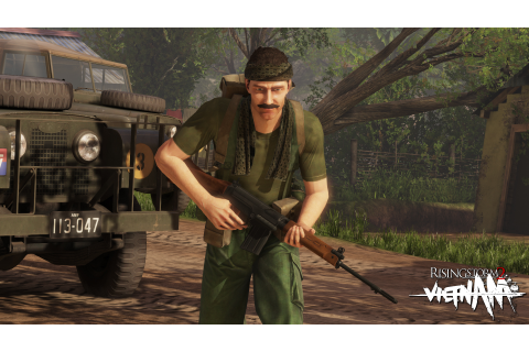 Rising Storm 2: Vietnam - Man Down Under Cosmetic DLC on Steam